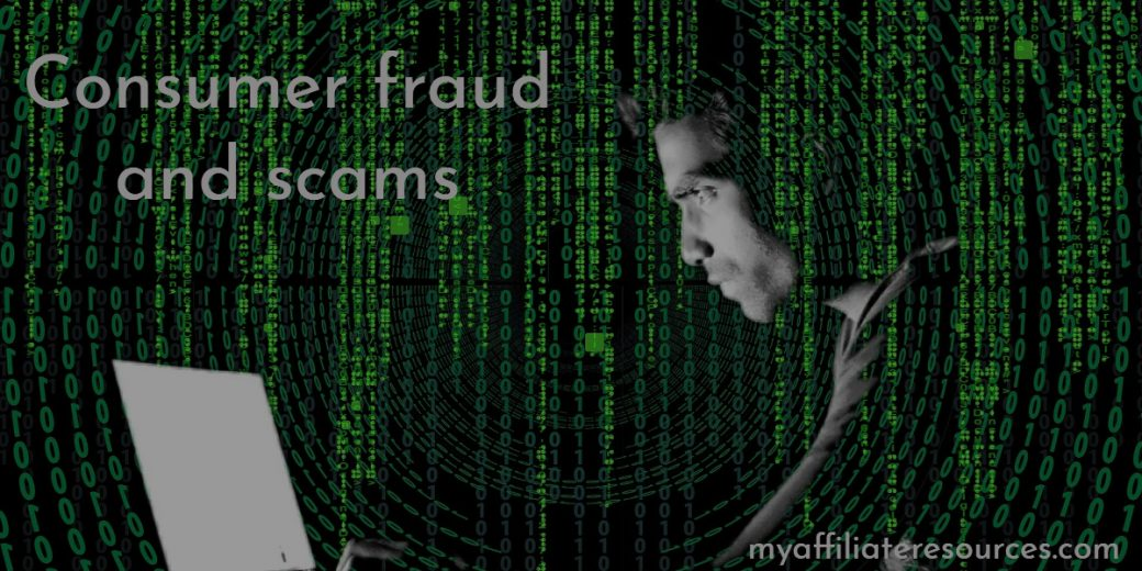 Tips for avoiding consumer fraud and scams