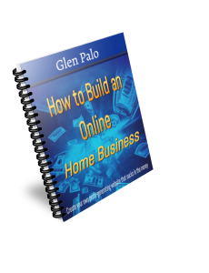 Cover of Guide to building an online business