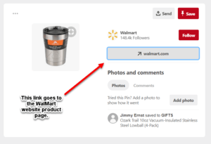 Pinterest now has buyable pins connecting directly to product sales pages.